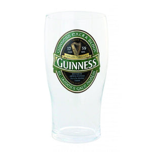 Guinness Ireland Pint Glass