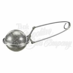 Jaguar Laser Mesh Pincer Tea Spoon