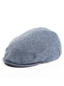 Irish Wool Tweed Cap