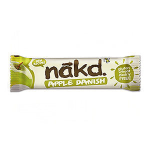 Nakd Gluten Free Apple Danish Bar