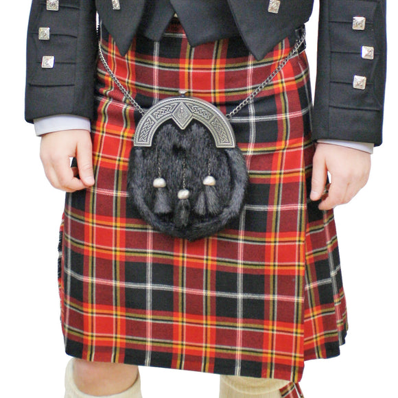13oz Medium Weight Tartan Kilt