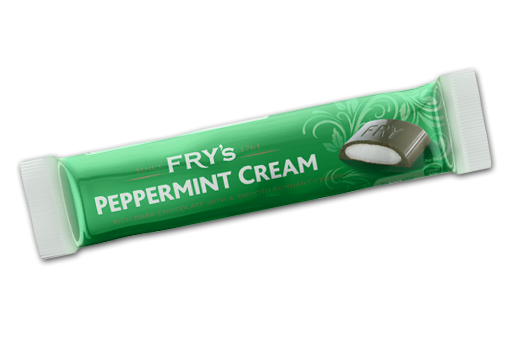 Fry's Peppermint Cream