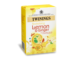Twinings Revitalising Lemon & Ginger Tea Bags