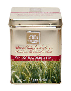Edinburgh Whisky Flavoured Tea Loose Leaf Tin