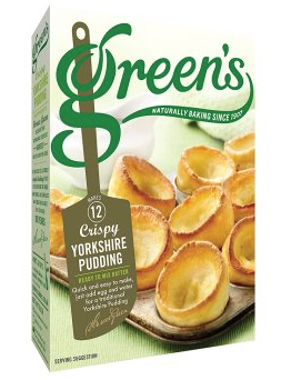 Green's Yorkshire Pudding Mix