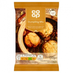 Co Op Dumpling Mix 150g