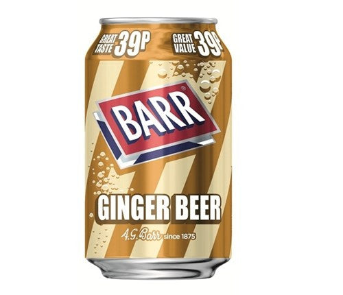 Barr Ginger Beer