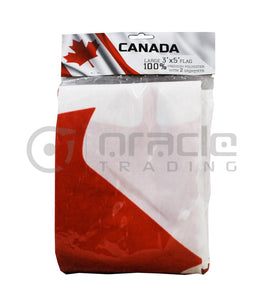 Canada Large 3' x 5' Flag