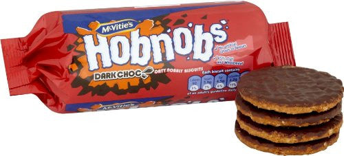 McVitie's Hobnobs Dark Chocolate