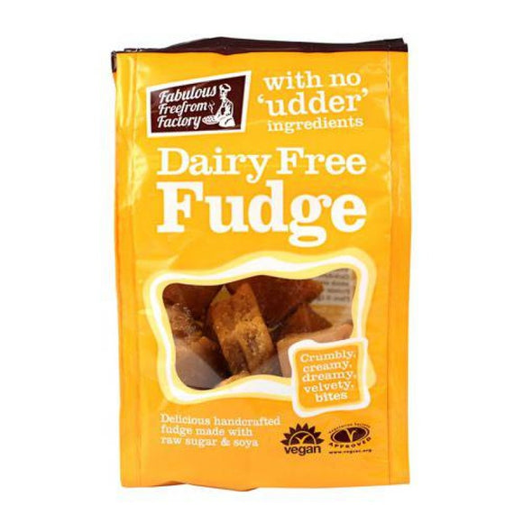 Fabulous Dairy Free Fudge