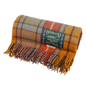 Buchanan Antique Tartan Throw