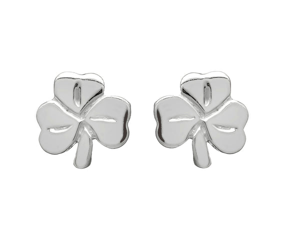 Shamrock Small Stud Earrings