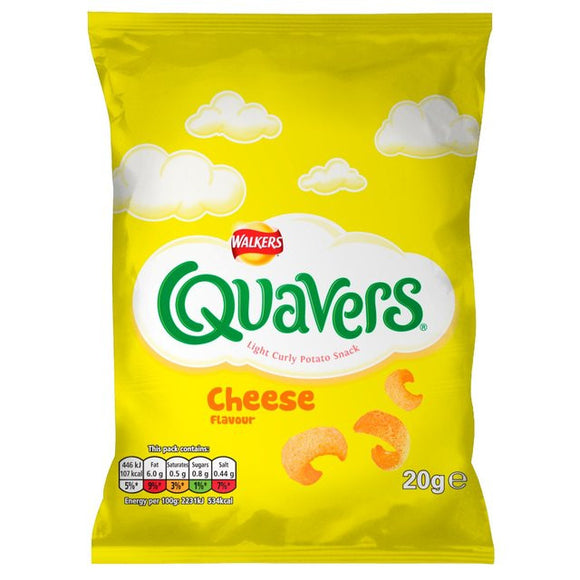Walker's Quavers