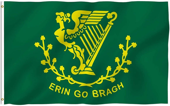 Erin Go Bragh Large 3' x 5' Flag