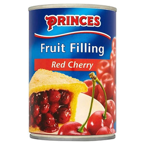 Princes Fruit Filling Red Cherry