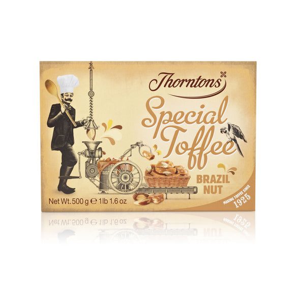 Thorntons Special Toffee Brazil Nut