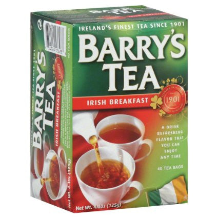 Barry's Irish Breakfast Tea Bags