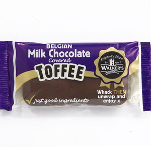 Walker's Milk Chocolate Covered Toffee Bar
