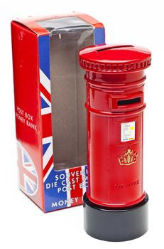 Post Box Money Bank