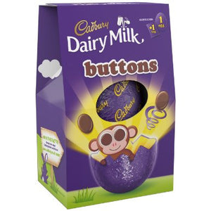Cadbury Buttons Medium Egg PRE-ORDER