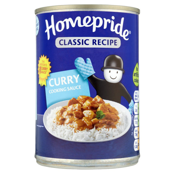 Homepride Curry Cooking Sauce