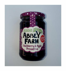 Abbey Farm Blackberry & Apple Preserve