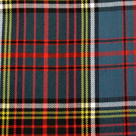Anderson Tartan Poly Viscose Cloth