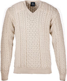 Merino Mens V Neck Sweater