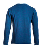 Merino Wool Roll Neck Sweater
