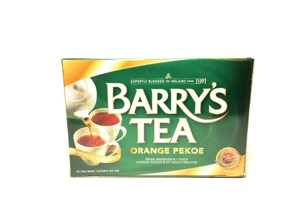 Barry's Orange Pekoe 72 Tea Bags