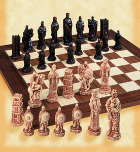 Battle of Hastings Chess Set