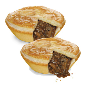 Steak Pie (2 Pack, 4 Flavours)