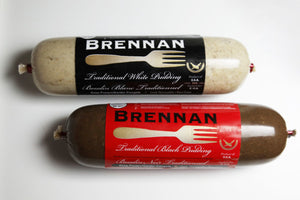 Brennan's White Pudding