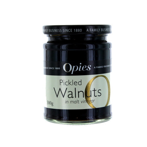 Opie's Pickled Walnuts