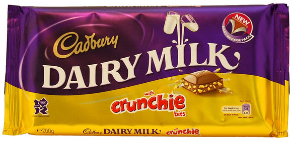 Cadbury Crunchie Bits