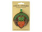 Celtic Threads Hanging Ornament