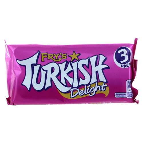 Fry's Turkish Delight (3 Pack)
