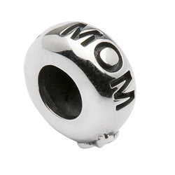 Celtic Silver Mom & Me Bead