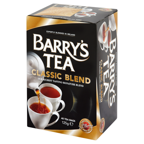 Barry's Classic Blend Tea Bags