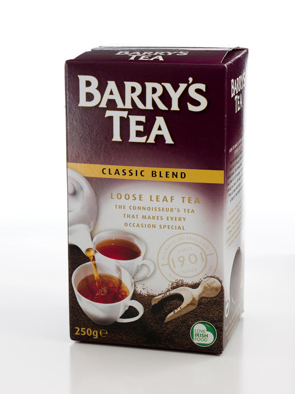 Barry's Classic Blend Loose Tea 250g