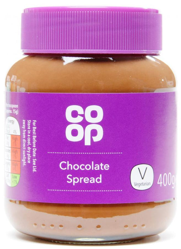 Co-op Chocolate Spread 400g
