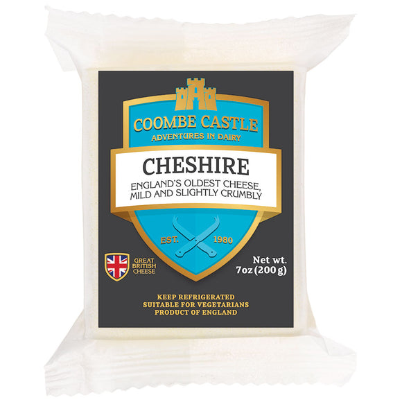 CC Cheshire Parchment Cheese