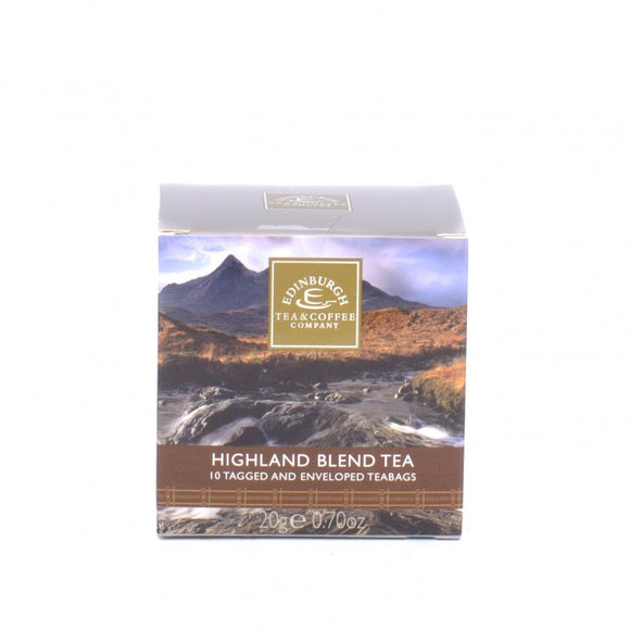 Edinburgh Highland Blend Tea Bags