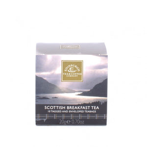 Edinburgh Scottish Breakfast Tea Bags