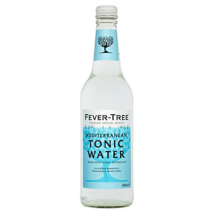 Fever-Tree Mediterranean Indian Tonic Water