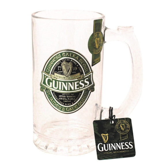 Guinness Ireland Collection Tankard with Badge