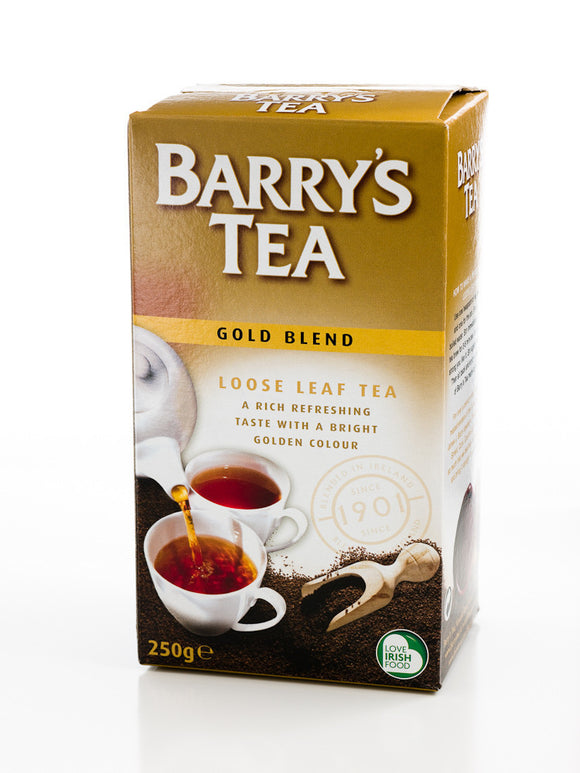 Barry's Gold Blend Loose Tea 250g