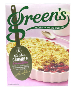 Green's Classic Crumble Mix