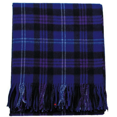 Heritage of Scotland Tartan Throw