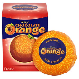 Terry's Chocolate Orange Dark Chocolate